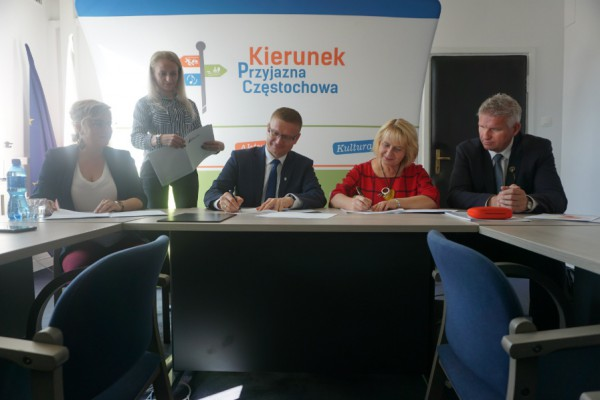 Porozumienie na rzecz organizacji i aktywizacji mieszkańców Częstochowy