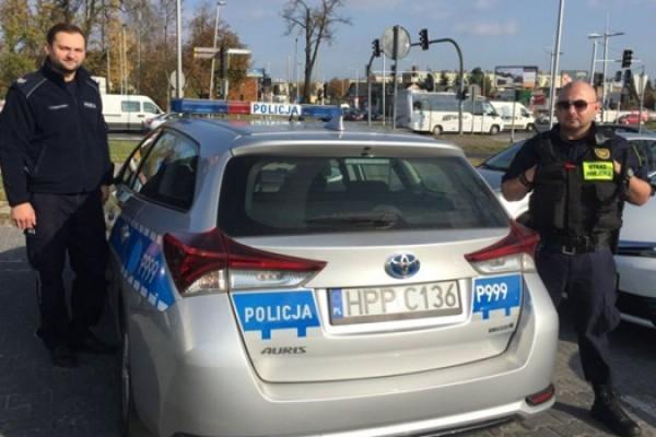 Strażnicy miejscy wspólnie z policjantami patrolują częstochowskie ulice