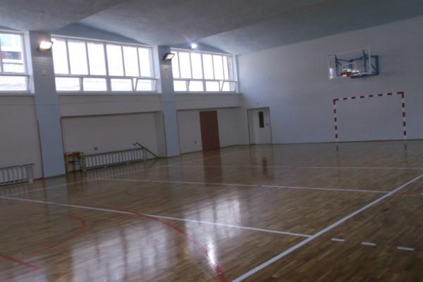 Sale gimnastyczne w częstochowskich szkołach po remontach