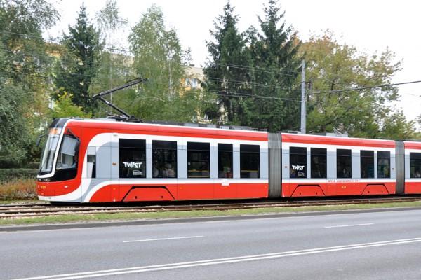 Powrót tramwajów w al. Pokoju