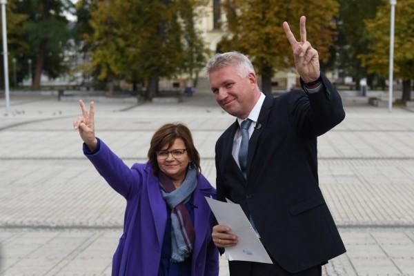 """Wojciech Konieczny, kandydat do Senatu i lekarz: Bardzo rozczarowałem się """"piątką dla zdrowia"""" PiS"""