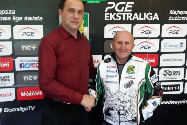 Marek Cieślak zostaje we Włókniarzu na kolejny sezon!