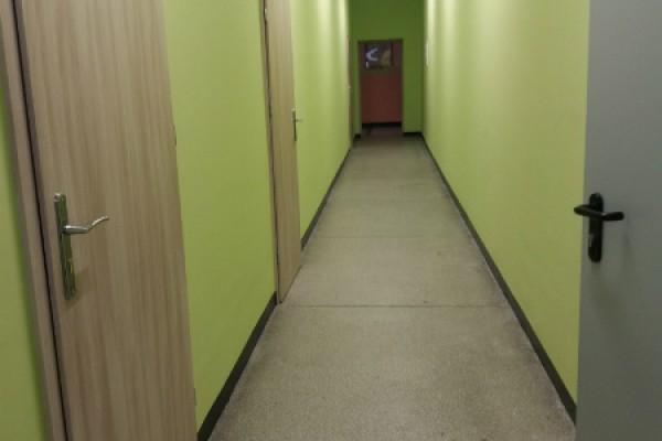 Sala gimnastyczna w SP nr 42 jak nowa