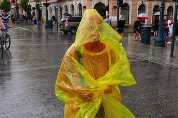 W OPK Gaude Mater zawisną fotografie uliczne autorów z różnych krajów