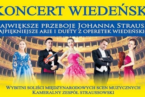 Koncert Wiedeński w Filharmonii Częstochowskiej