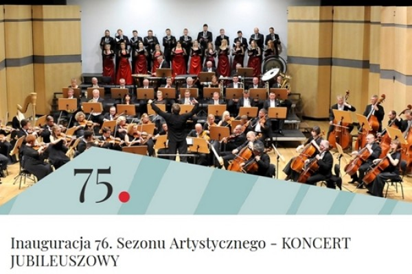 Inauguracja nowego sezonu w Filharmonii Częstochowskiej i wyczekiwany jubileusz