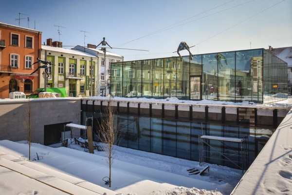 Historia Częstochowy w podziemiach Starego Rynku (zdjęcia)