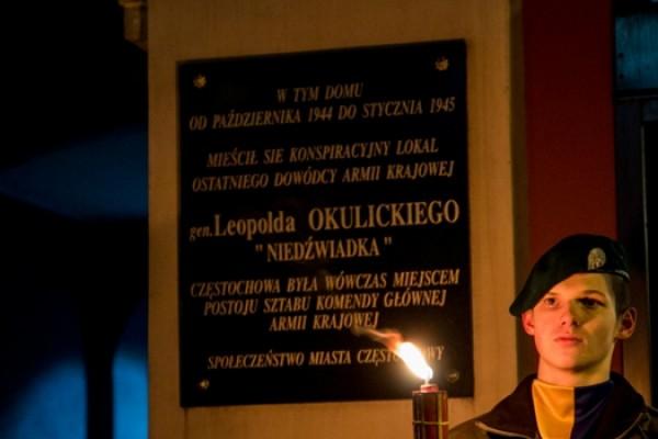 W Częstochowie upamiętnią kolejną rocznicę powstania AK