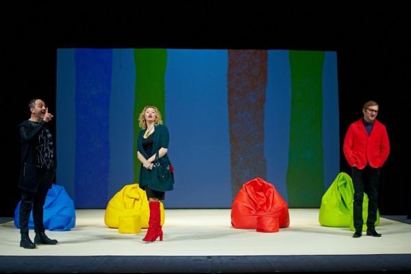 """Częstochowski teatr otwiera się dla publiczności. W sobotę premiera """"Cudownej terapii"""" (zdjęcia)"""