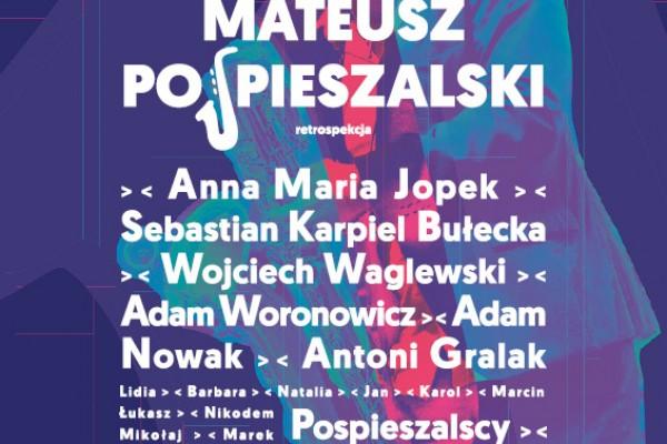 Mateusz Pospieszalski z przyjaciółmi wystąpi w Filharmonii Częstochowskiej