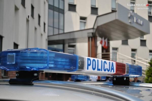 33-latek poszukiwany za przestępstwa narkotykowe sam zgłosił się na policję