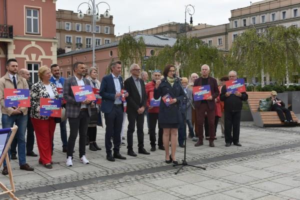 Nowa Lewica przedstawiła w Częstochowie swój nowatorski program