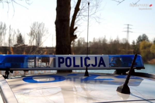 36-latek próbował popełnić samójstwo. Uratowali go częstochowscy policjanci