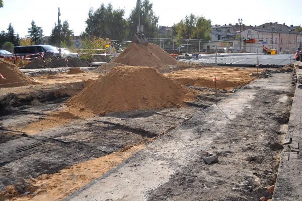 Przebudowa ulicy Mirowskiej wraz z mostem nad Wartą zgodnie z planem