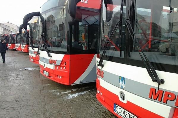 Kolejne autobusy hybrydowe wracają na linie
