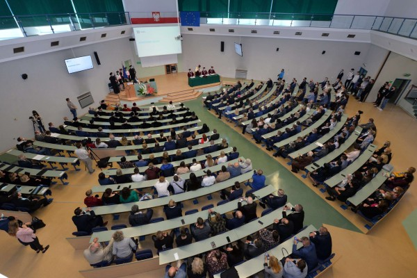 Częstochowskie uczelnie zainaugurowały nowy rok akademicki