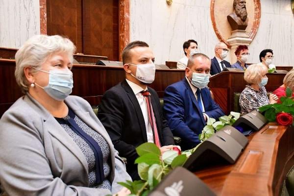 Częstochowski PUP doceniony za pomoc przedsiębiorcom w czasie pandemii