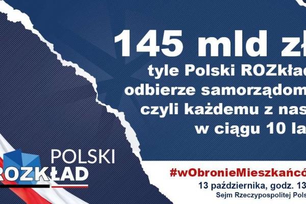 Władze Częstochowy zaprotestują przeciwko zmianom podatkowym w Polskim Ładzie
