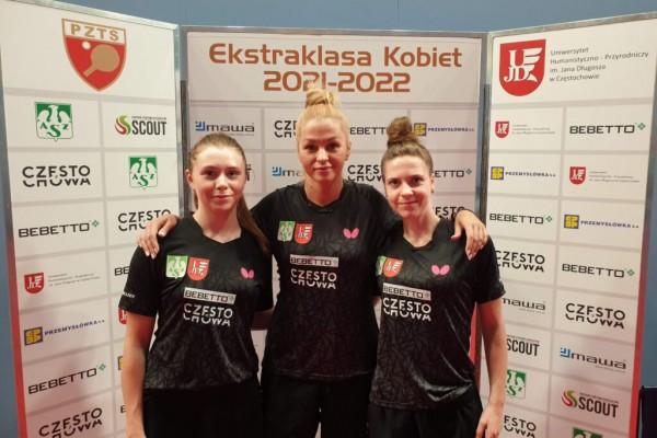 Częstochowskie tenisistki wróciły z Sochaczewa bez punktów