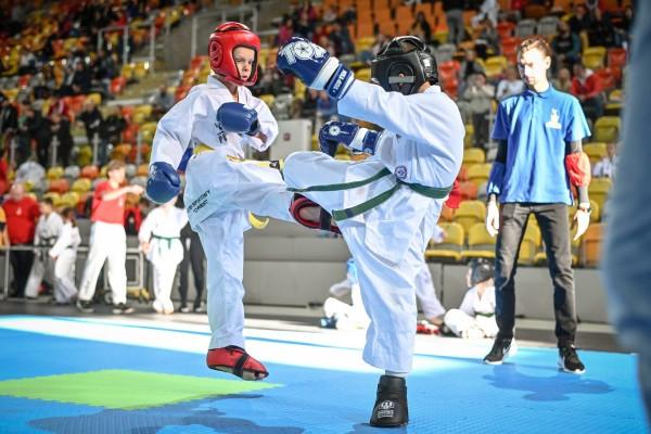 Mistrzostwa Polski w Taekwondo w Hali Sportowej Częstochowa (zdjęcia)