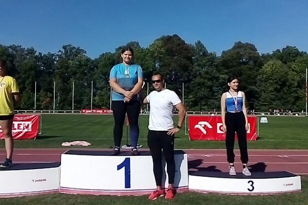 Kolejne medale częstochowskich lekkoatletów w mistrzostwach województwa