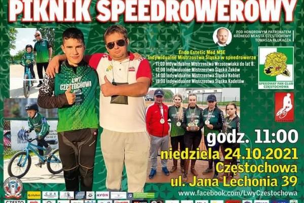 Turnieje speedrowerowe i piknik sąsiedzki na Wrzosowiaku